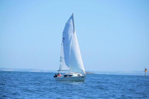 Enroute Blairgowie to Martha Cove Marine